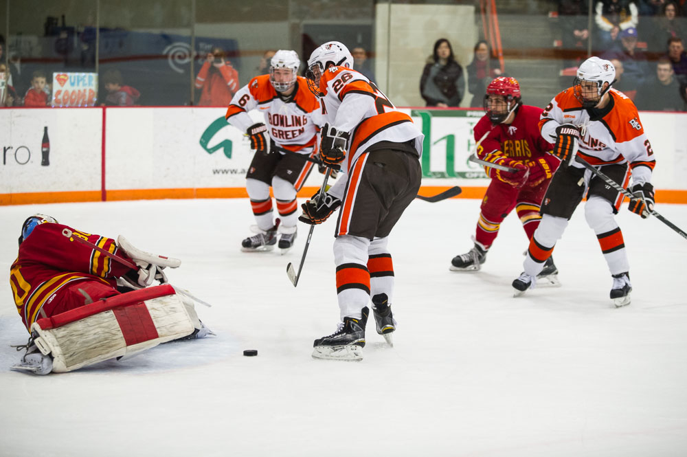 Notebook: Strong penalty-killing helps BG earn sweep