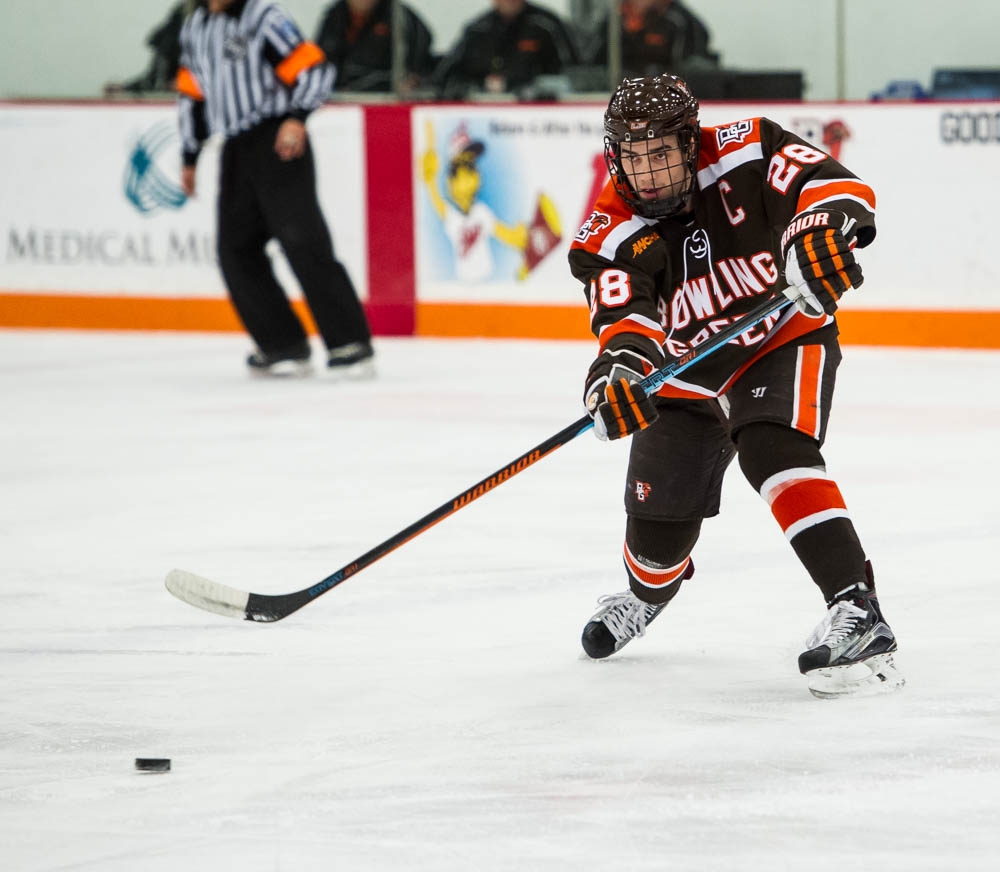 Notebook: BG playing well entering Michigan Tech series