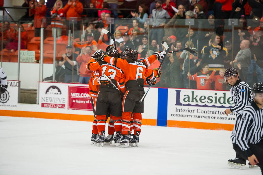 Notebook: WCHA league-game schedule to remain 28 games in 2016-17