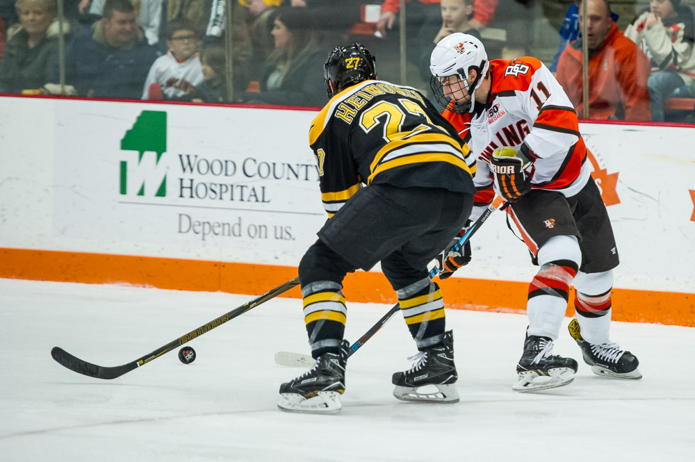 Notebook: BG faces RIT as holiday break ends